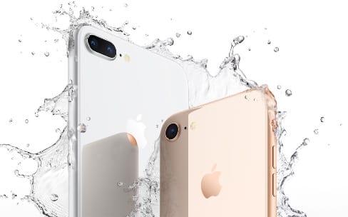 iPhone8 et iPhone X: le DAS en légère baisse