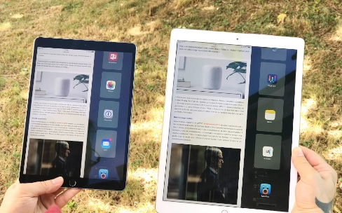 70 € d'augmentation sur presque tous les iPadPro