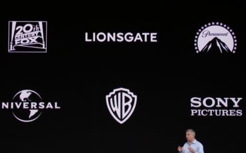 iTunes: les films 4K à 19,99$ maximum, sauf ceux de Disney