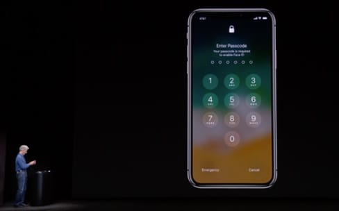 Une tentative d'explication du bug Face ID de Craig Federighi