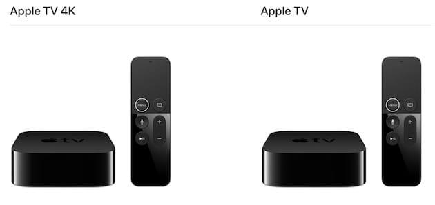 achat apple tv 4
