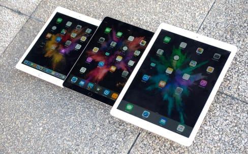 La hausse de prix des iPad Pro sans doute liée à celle de la mémoire