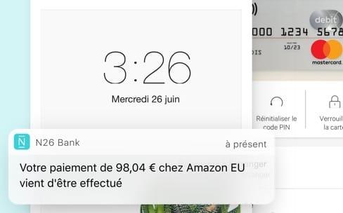 N26 dépasse les 100000 clients en France et promet Apple Pay pour bientôt