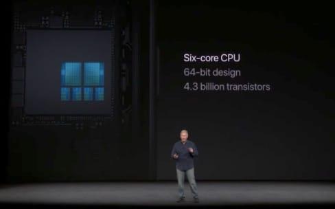 La puceA11 Bionic en développement depuis l'iPhone6