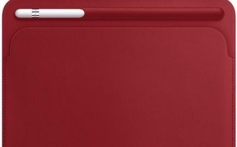 """Des étuis (PRODUCT)RED pour le Pencil et l'iPadPro10,5"""""""