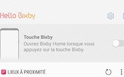 Samsung permet enfin de désactiver le bouton Bixby du S8