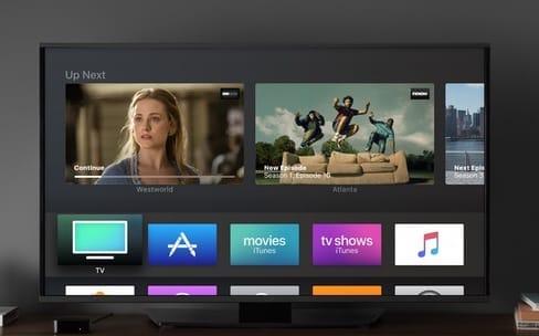 tvOS 11 est disponible: les nouveautés