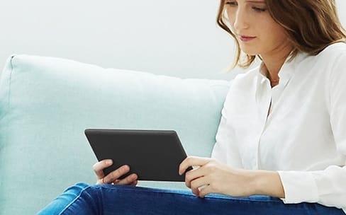 Nouvelles tablettes Fire cheap et pas chères chez Amazon