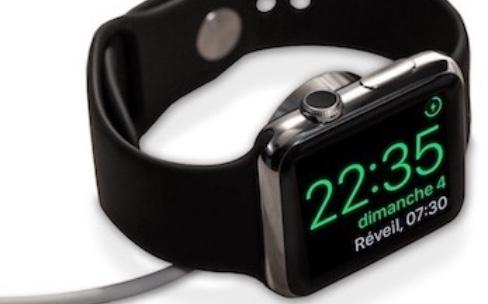 Apple a envisagé un mode Table de nuit pour l'iPhoneX