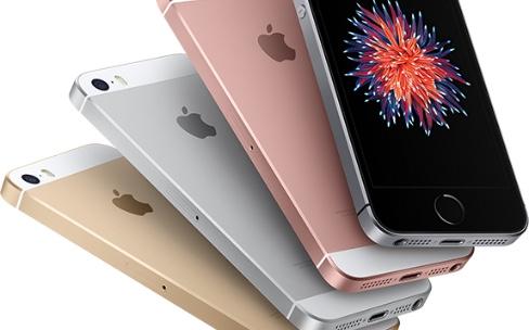 L'iPhone SE neuf en promotion à 299€