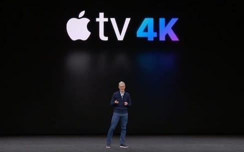 L'Apple TV 4K fait l'impasse sur les vidéos 4K de YouTube