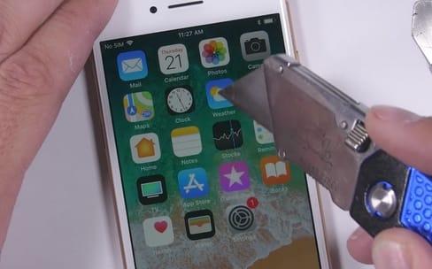 Les frais de réparation de l'iPhone 8 et de l'iPhone 8 Plus sont connus