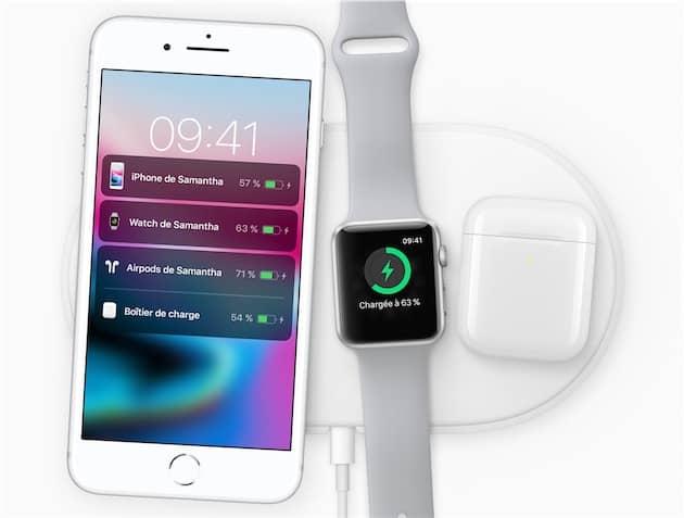 La promesse d'Apple : un chargeur unique pour tous vos appareils. Cela n'arrivera pas avant 2018 toutefois. Cliquer pour agrandir