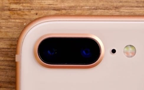 Test de l'iPhone 8 Plus