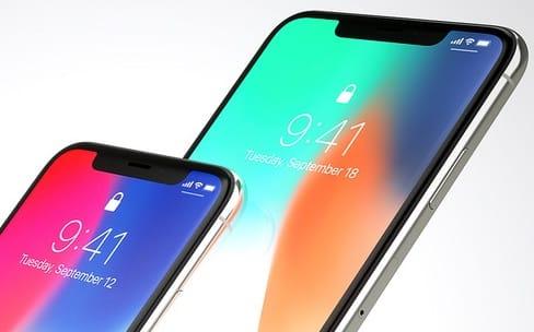 Les écrans OLED de LG Display pour l'iPhone X Plus ?