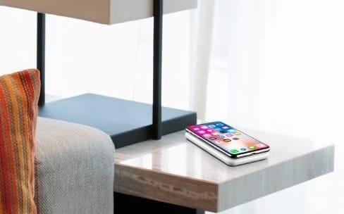 WiBa : une base de recharge et une batterie Qi pour les derniers iPhone