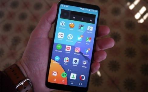 LG met un point final à sa gamme de smartphones G