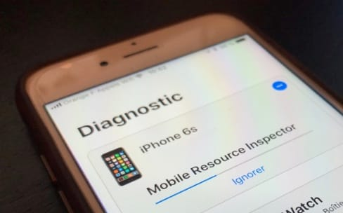 Remplacement de batterie de l'iPhone : de l'attente dans les Apple Store