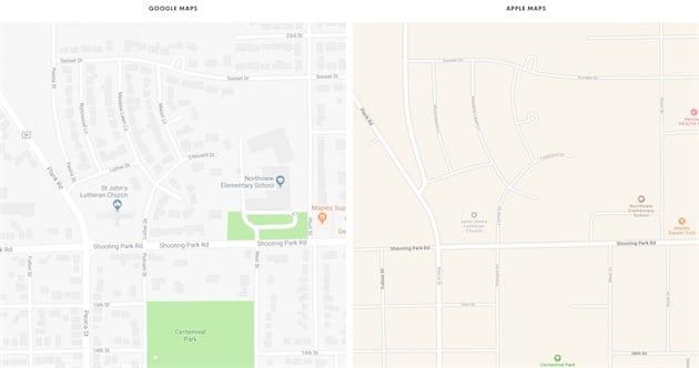 Google Cartographie Tous Les Batiments Sur La Planete