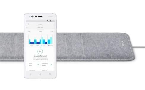 Suivi de sommeil: le capteur Nokia Sleep en précommande aujourd'hui
