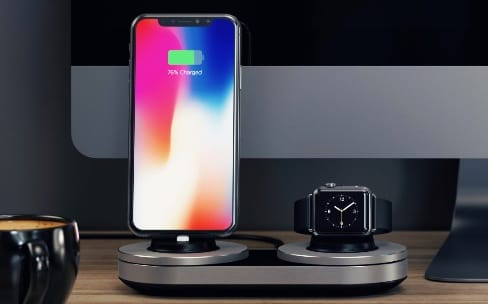 Satechi : un dock USB-C pour iPhone et Apple Watch