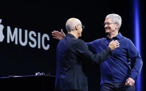 Jimmy Iovine dément vouloir quitter Apple