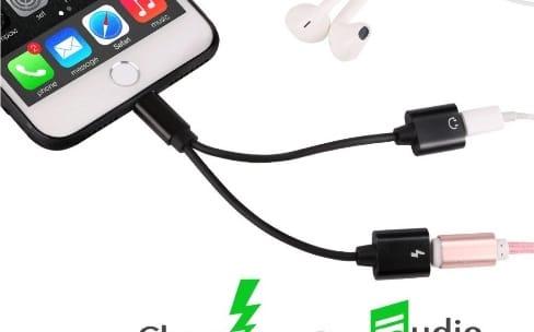 Promos: un doubleur de Lightning pour iPhone à 7,64€ et une protection écran pour iPhoneX à 6,79€