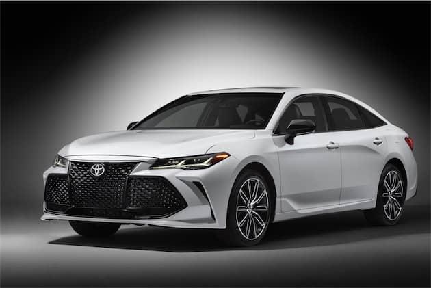 La Toyota Avalon nouvelle génération sera la première du constructeur à intégrer CarPlay. Cliquer pour agrandir