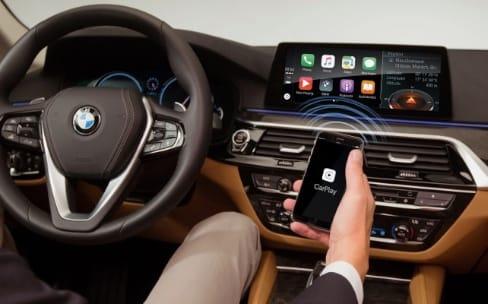 BMW espère faire payer 80€ par an pour CarPlay