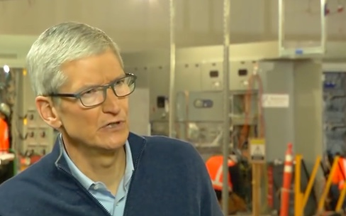 Batteries d'iPhone : Tim Cook a la mémoire bien sélective