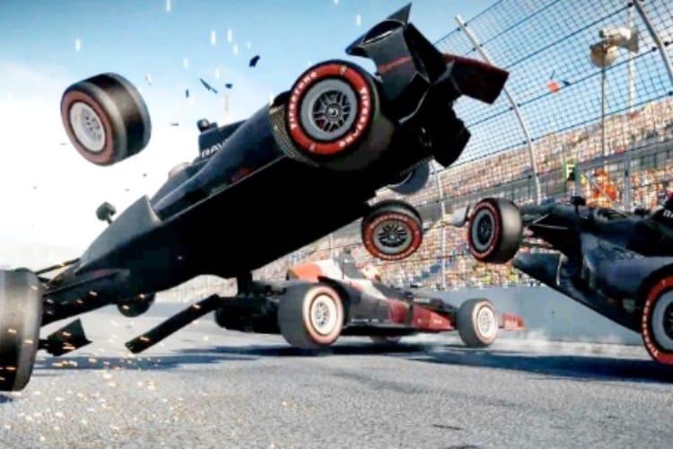 GRID Autosport affine son pilotage