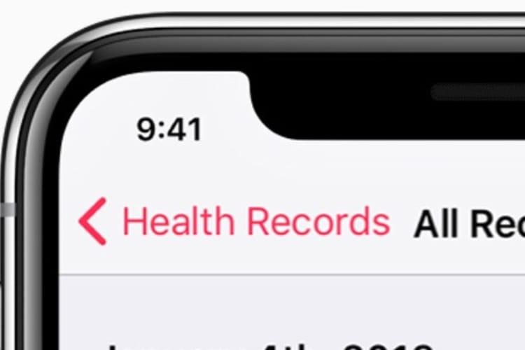 iOS 11.3 va muscler le dossier médical de Santé