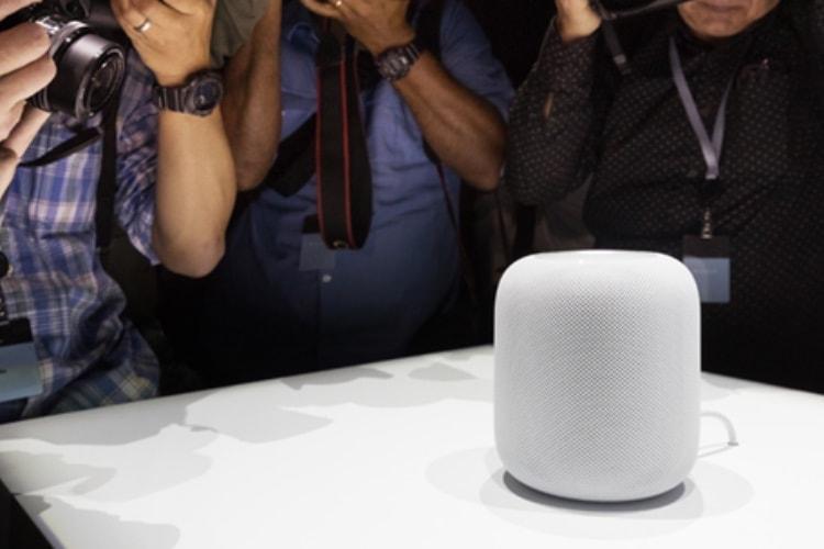 Le HomePod est en précommande…  aux États-Unis, au Royaume-Uni et en Australie