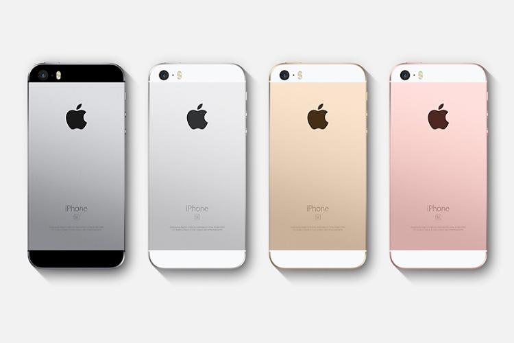 L'iPhone SE 2 arriverait pour l'été et redistribution de dalles pour les iPhone haut de gamme
