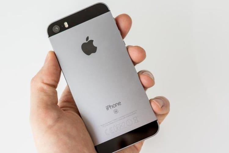 L'iPhone SE à seulement 269€chez Sosh
