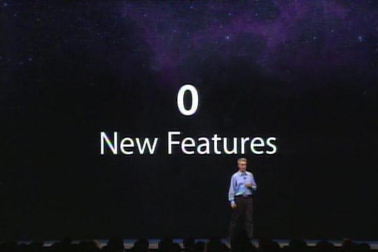 Apple va repousser plusieurs nouveautés pour se concentrer sur la fiabilité d'iOS
