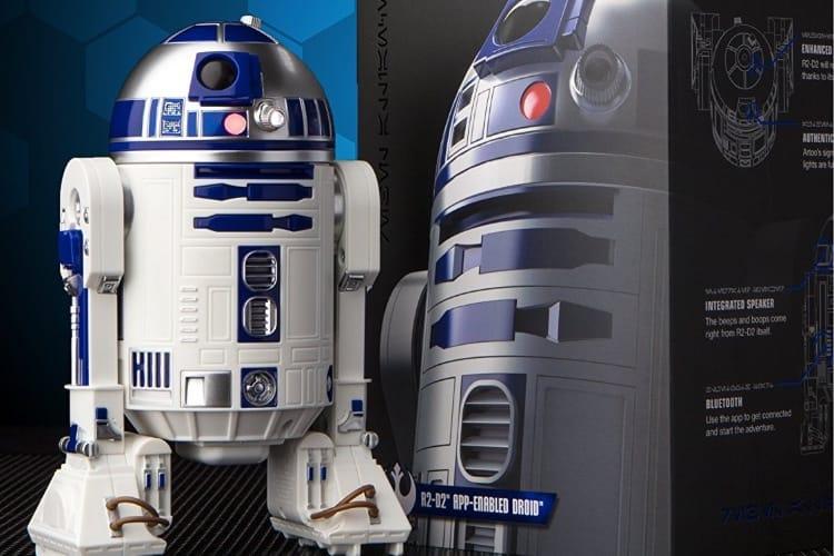 Promos: le R2-D2 de Sphero à 110€ et un chargeur Qi imitation bois à 17€