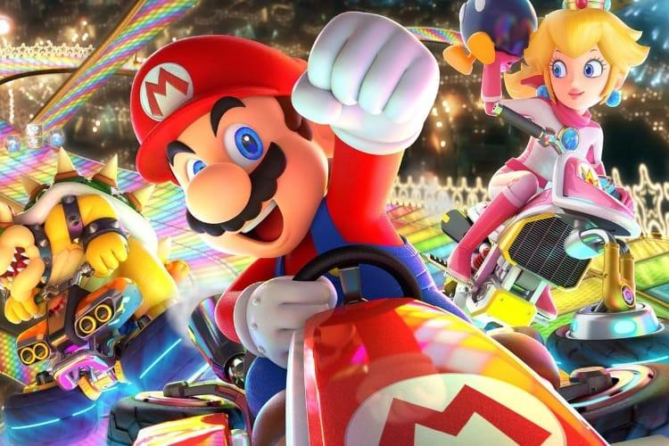 Nintendo prépare un Mario Kart sur iPhone !