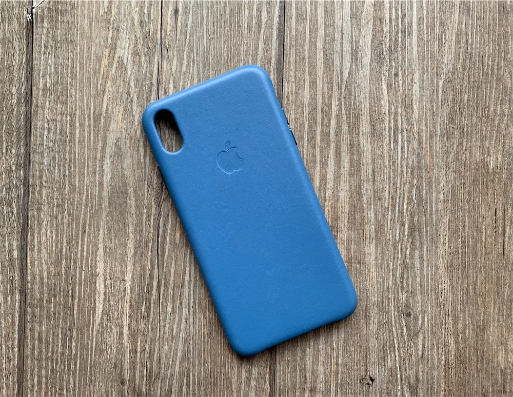 coque iphone xs max velour