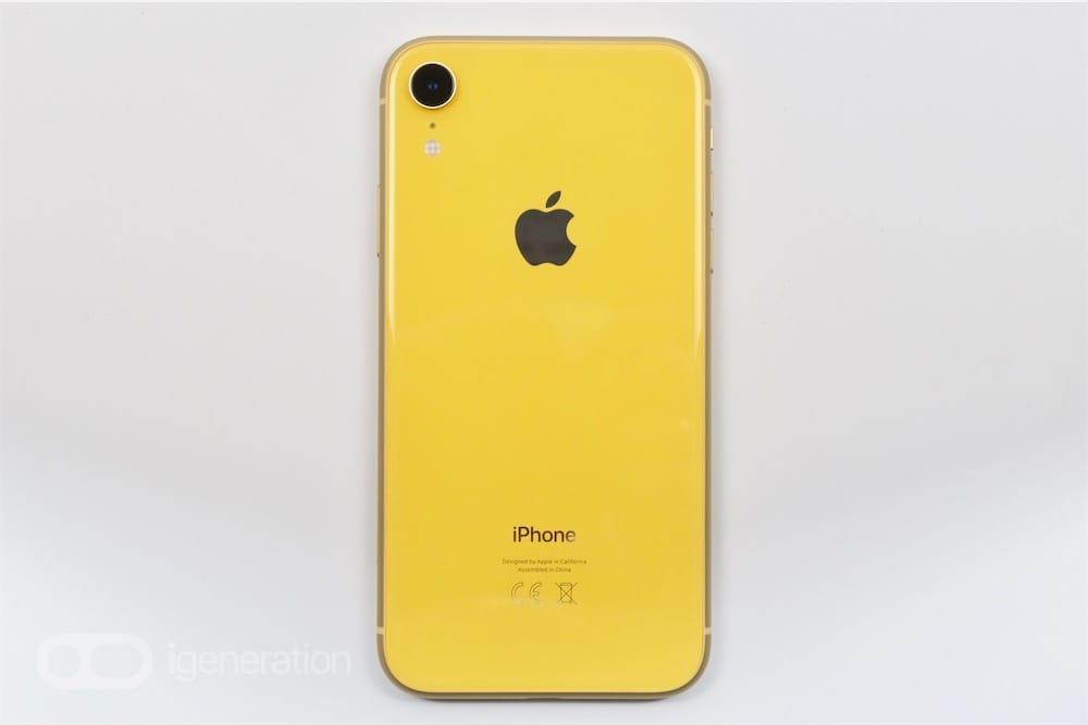 Iphone Xr Decouverte En Images Macgeneration