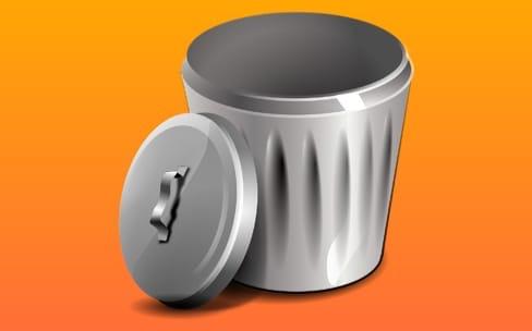 Sur iOS, une faille de sécurité fait les poubelles