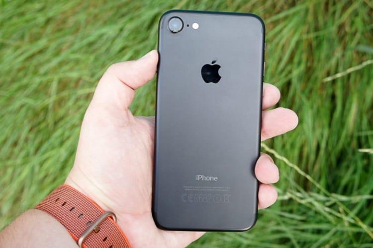 Apple propose un programme de réparation pour les iPhone 7 «sans service»