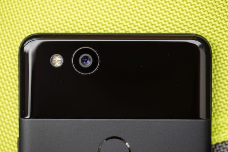 Sur le Pixel 2, Google améliore la qualité des photos Instagram, Snapchat et WhatsApp