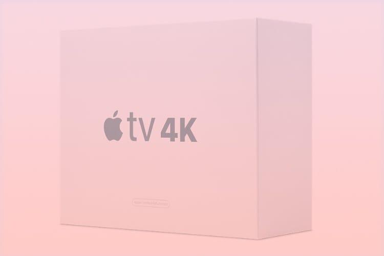 L'Apple TV 4K disponible sur le refurb en France