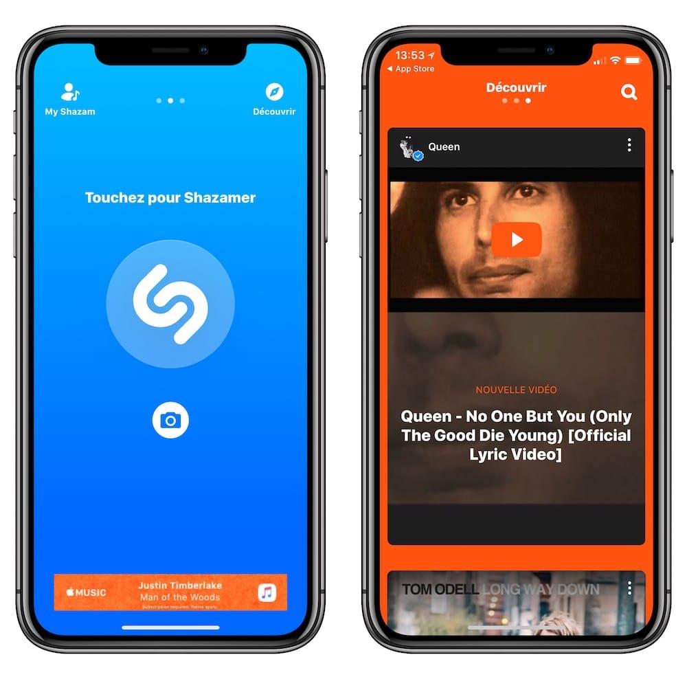 L'acquisition de Shazam par Apple pose des problèmes à la Commission européenne