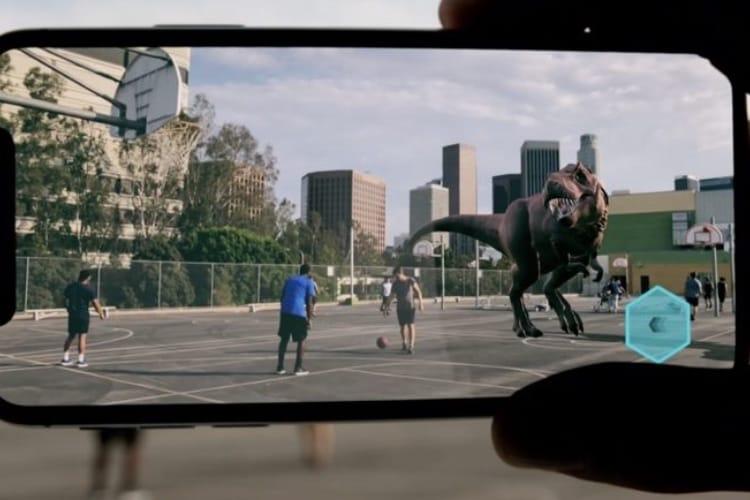 GDC : Apple va présenter ARKit aux développeurs de jeux vidéo