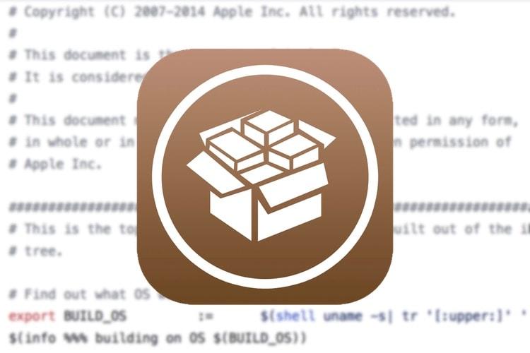 Le code source du démarrage d'iOS9 est dans la nature [màj]