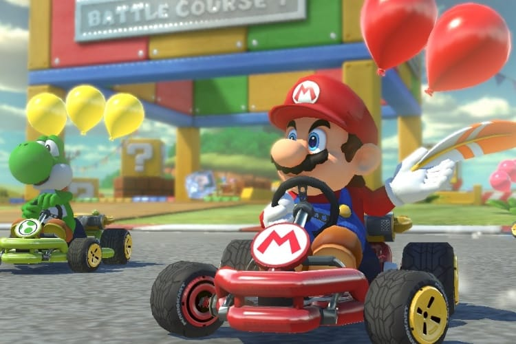 Mario Kart Tour sera bien un jeu freemium