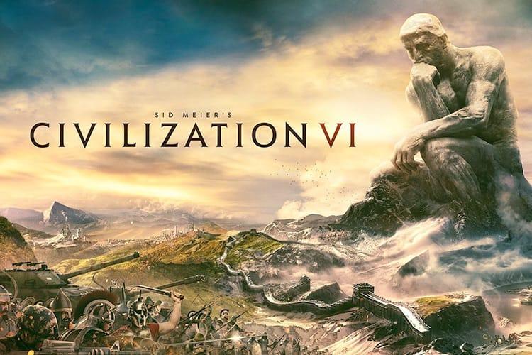 Promo : Civilization VI sur iPad à moitié prix