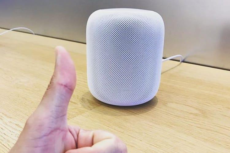 Le HomePod fait du bruit en Australie